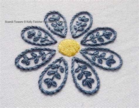 Handmade Embroidery Design - best 25 embroidery flowers ideas on