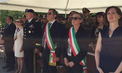 consolato americano roma la charg 233 d affaires degnan al cimitero americano di