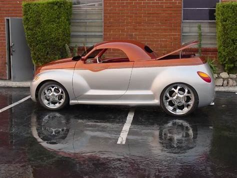 Chrysler Pt Cruiser Kits Pt Cruiser Customized Custom Pt Cruiser Kit Pt