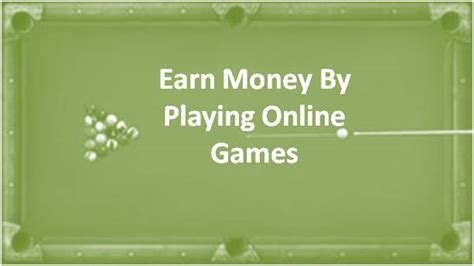 Make Money Playing Online Games - top 5 easiest ways to earn online by playing games money and matters