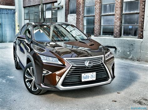 new lexus 2017 jeep the lexus rx 350 takes on 4 of the best luxury suvs for