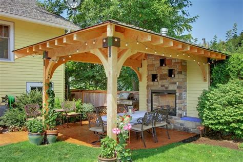 small backyard pergola ideas pergola yard ideas