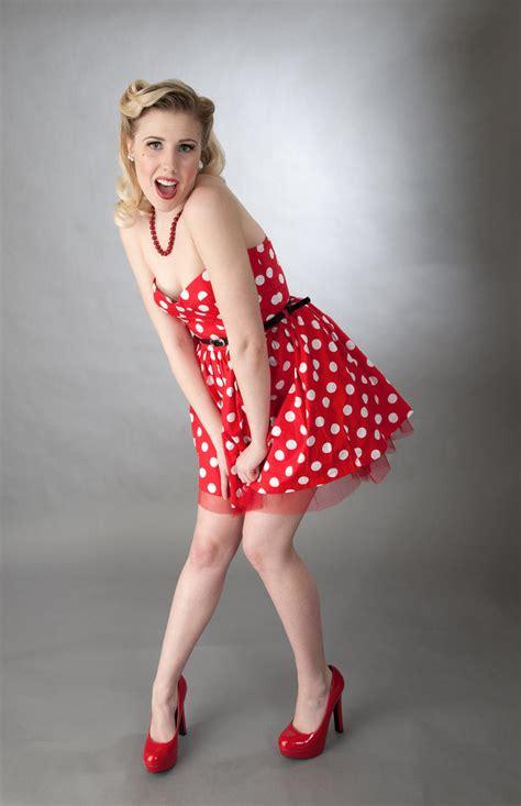 Dress Polka Dress By Hijabinc polka dot dress picture by mocity on deviantart