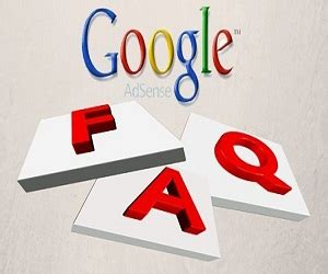 adsense questions adsense publishers frequently asked questions faqs