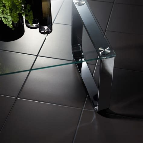 Black Floor Tiles Matt Black White Floor Tiles