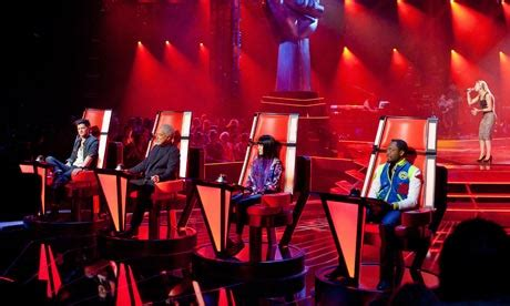 The Voice On The Radio the voice viewers turned their back on talent