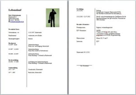 Lebenslauf Vorlage Gute Frage Lebenslauf Wie Im Beispiel Unten Wie Kriege Ich Solch Einen Trennbalken Ins Textdokument Pc