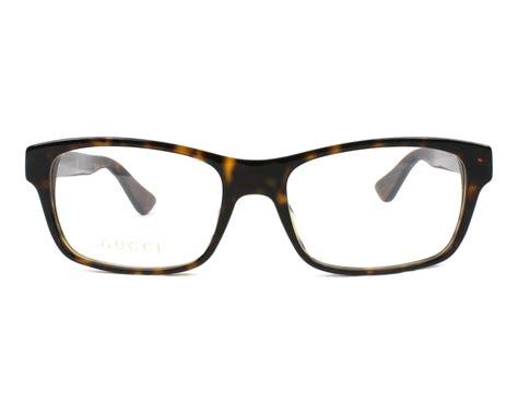 Gucci 0006 5 Warna gucci eyeglasses gg 0006 o 011 visionet
