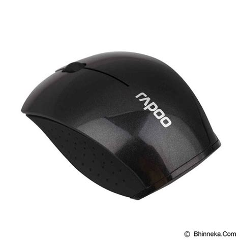 Harga Mouse Asic 3 jual rapoo wireless mini mouse 3360 black murah