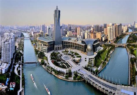 top 10 the best places and cities to visit in top 10 best cities for business in china 2012 china org cn