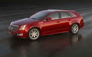 Cadillac Wagon 2009 Cadillac Cts V Sport Wagon Confirmed When Wagons Become Cool