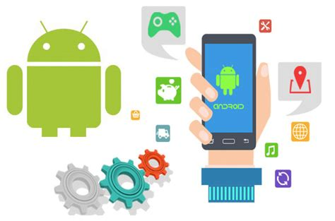 develop android apps android mobile application development company india