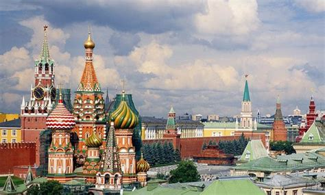 moscow tourism moscow