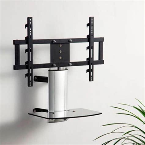 wall mount swivel plasma modern tv stand wall e1 buy