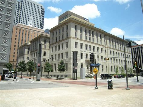 Dallas Post Office by House Spandrels Photos