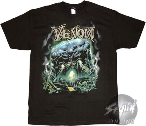 K Sq Venom 2 Kid marvel comics t shirt venom t shirt marvel comics