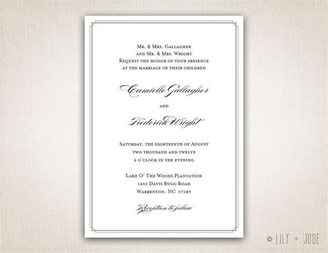 traditional wedding invitations templates 300 best images about wedding day dreams on