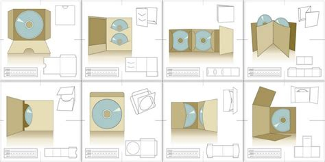 Cd Packaging Templates Vector Templates Resume Exles Xrgq4knal9 Cd Packaging Templates