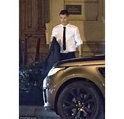 Cristiano Ronaldo Steps Out With Female Friend As Real