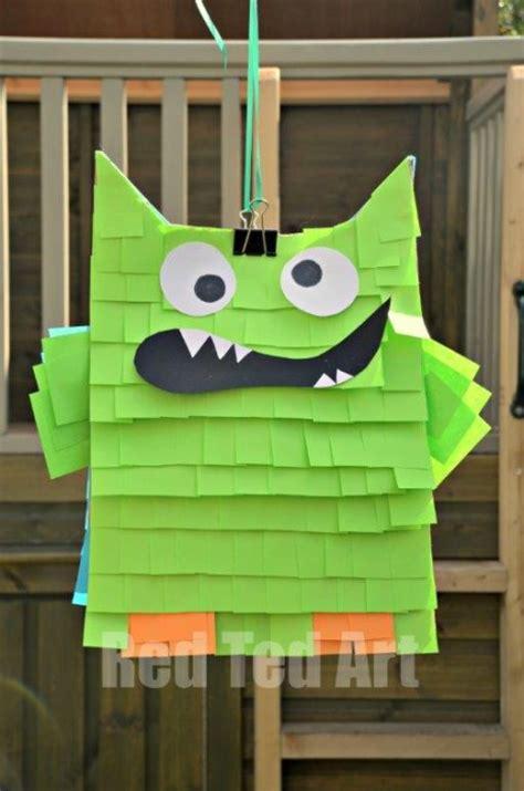 Paper Bag Pinata Bag Goodies Bag Kantong Friends easy pinata paper bags and post its ted s