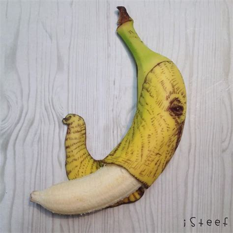 3d Home Architect Design 6 by Artist Makes Art Out Of Bananas Everythingg