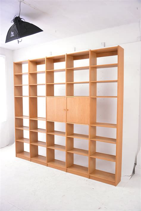 mystery room divider bookcase wall unit