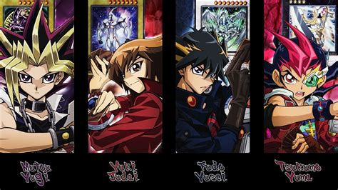 yu gi oh yugioh wallpapers wallpaper cave