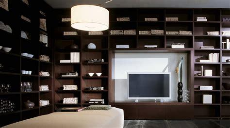 libreria legno libreria in legno componibile a parete wood sololibrerie