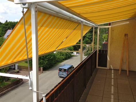 fallarm markise balkon die 25 besten ideen zu senkrechtmarkise auf