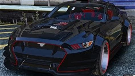 ford mustang gt [add on | tuning] gta5 mods.com