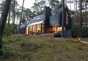 15 modern forest homes that will take you to nature