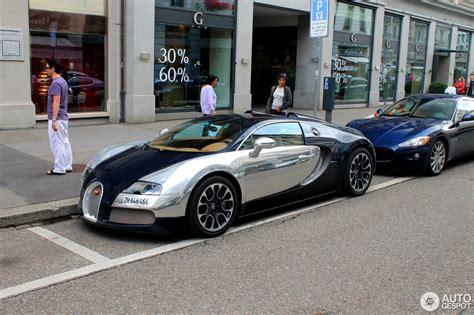 Bugatti Sang Bleu by Bugatti Veyron 16 4 Grand Sport Sang Bleu 12 Luglio 2014