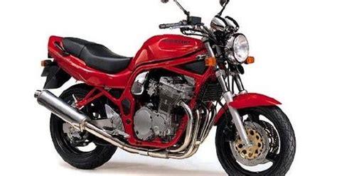 Download Suzuki Service Repair Manual Suzuki Gsf600