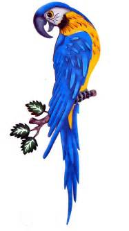 Parrot Decorations Home by Blue Parrot Wall Decor Mexican Rustic Furniture And Home