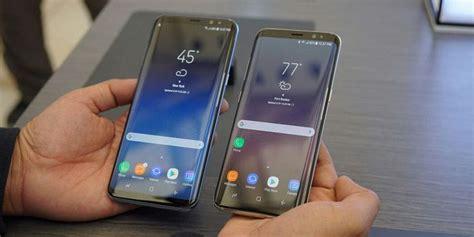 Handphone Samsung S8 berikut ulasan harga handphone samsung galaxy s8 dan s8