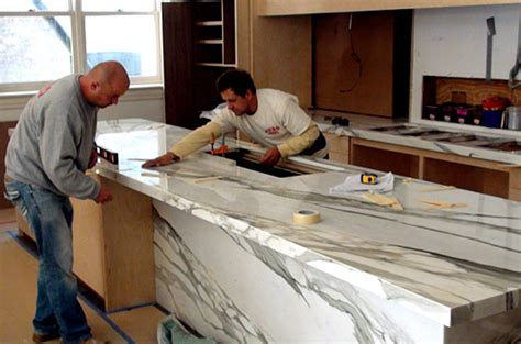 kitchen island installation marble and granite chicago granite countertops