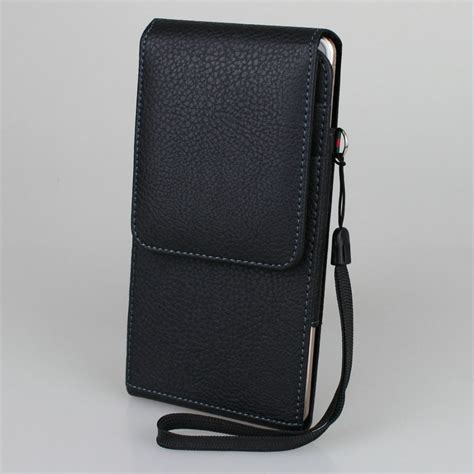 Alis Leather Pouch by Vertical Belt Clip Holster Pu Leather Pouch Magnetic