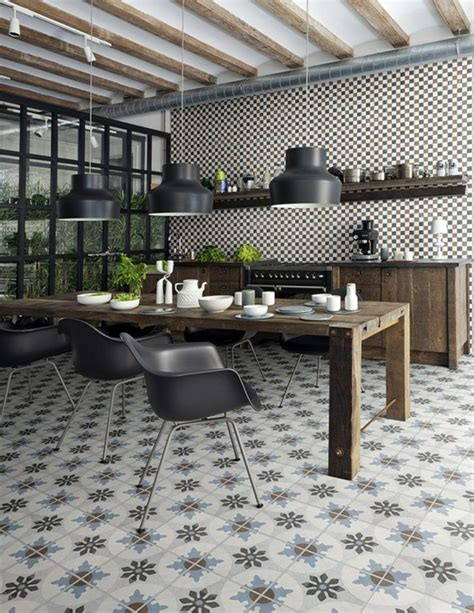 Exceptionnel Idee Carrelage Mural Cuisine #2: 1-carrelage-mural-salle-de-séjour2.jpg