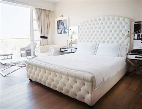 Tufted Bed With Footboard by Tufted And Footboard Lisamariemathis