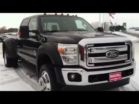 muscatell burns ford 2011 ford f550 muscatell burns ford stock f4336a