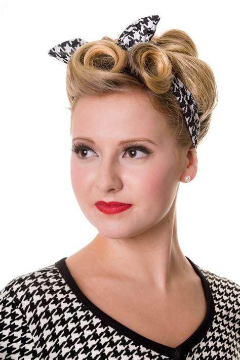 la moda en tu cabello peinados vintage retro 2017