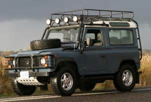 derek and doug s fantastic crapwagons land rover defender