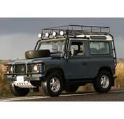 Derek And Doug's Fantastic Crapwagons Land Rover Defender 90