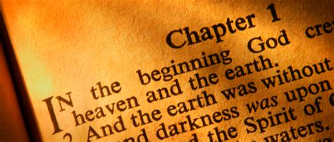 new year creation story how was the genesis account of creation interpreted before