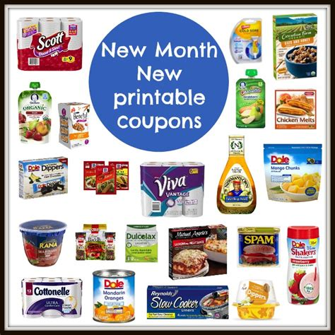 printable kroger coupons new month new printable coupons kroger krazy