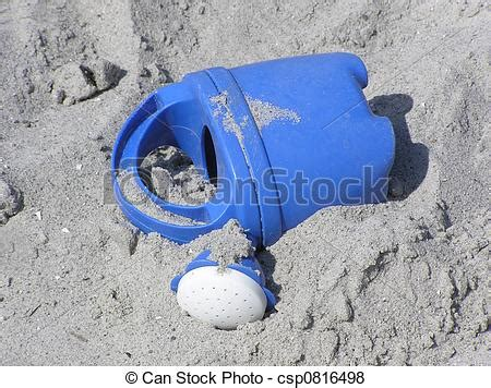 blue i can blue watering can blue plastic watering can left on