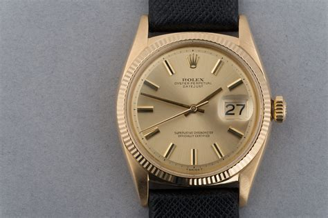 Rolex Butterfly Date 18ct yellow gold quot butterfly rotor quot ref 6605 rolex