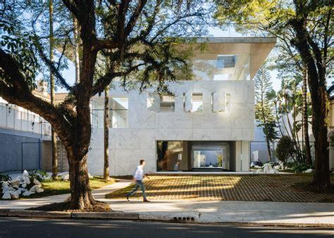 Architetture In Vetro by Architettura In Marmo E Vetro Nel Centro Di Sao Paolo