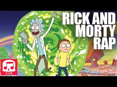 "rick and morty rap by jt music ""get schwifty numero dos"