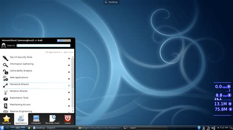 kali linux kde themes blog about daily interaction with technology how to
